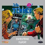 Cover-Bild zu Hayes, Kevin: Jan Tenner Hörspiel - Der neue Superheld - Folge 13: Zweisteins Flucht (Audio Download)