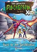 Cover-Bild zu Stone, Rex: Das geheime Dinoversum Xtra (Band 4) - Flucht vor dem Quetzalcoatlus