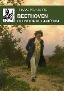 Cover-Bild zu Beethoven (eBook) von Adorno, Theodor W.