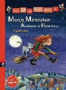 Cover-Bild zu Uebe, Ingrid: Erst ich ein Stück, dann du - Monja Mondstein - Aufregung im Hexenhaus (eBook)