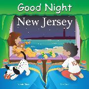 Cover-Bild zu Good Night New Jersey von Clark, Dennis