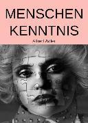 Cover-Bild zu Menschenkenntnis (eBook) von Adler, Alfred