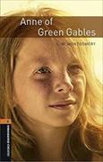 Cover-Bild zu Montgomery: Oxford Bookworms Library: Level 2:: Anne of Green Gables audio pack