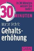 Cover-Bild zu Wehrle, Martin: 30 Minuten Gehaltserhöhung (eBook)