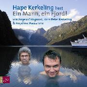 Cover-Bild zu Ein Mann, ein Fjord (Audio Download) von Kerkeling, Hape