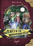 Cover-Bild zu Zurück in Monsterville (eBook) von Monster, Adam