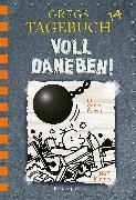 Cover-Bild zu Kinney, Jeff: Gregs Tagebuch 14 - Voll daneben! (eBook)