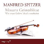 Cover-Bild zu Mozarts Geistesblitze (Audio Download) von Spitzer, Manfred