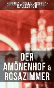 Cover-Bild zu Der Amönenhof & Rosazimmer (eBook) von Adlersfeld-Ballestrem, Eufemia von