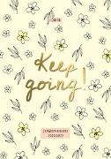 Cover-Bild zu Dalia: Keep going! Dalia Schülerkalender 2021/2022
