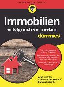 Cover-Bild zu Immobilien erfolgreich vermieten für Dummies von Schäffler, Arne