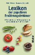Cover-Bild zu Lexikon der populären Ernährungsirrtümer von Pollmer, Udo
