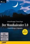 Cover-Bild zu Der Mondkalender 3.0 von Paungger, Johanna
