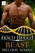 Cover-Bild zu Beast (eBook) von Adams, Melody