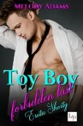 Cover-Bild zu Toy Boy (eBook) von Adams, Melody