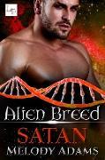 Cover-Bild zu Satan (eBook) von Adams, Melody