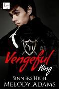 Cover-Bild zu Vengeful King (eBook) von Adams, Melody