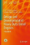 Cover-Bild zu Design and Development of Heavy Duty Diesel Engines (eBook) von Agarwal, Avinash Kumar (Hrsg.)