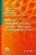 Cover-Bild zu Advanced Combustion Techniques and Engine Technologies for the Automotive Sector (eBook) von Agarwal, Ramesh (Hrsg.)