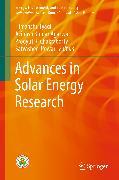 Cover-Bild zu Advances in Solar Energy Research (eBook) von Agarwal, Avinash Kumar (Hrsg.)