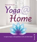 Cover-Bild zu Yoga @ home von Hirschi, Gertrud
