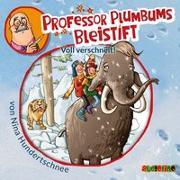 Cover-Bild zu Professor Plumbums Bleistift (3) von Hundertschnee, Nina