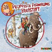 Cover-Bild zu Professor Plumbums Bleistift (3) (Audio Download) von Hundertschnee, Nina