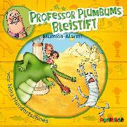 Cover-Bild zu Professor Plumbums Bleistift (1) (Audio Download) von Hundertschnee, Nina
