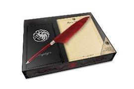 Cover-Bild zu Game of Thrones: House Targaryen Desktop Stationary Set
