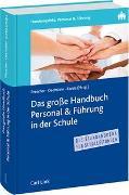 Cover-Bild zu Das große Handbuch Personal & Führung in der Schule von Prescher, Prof. Thomas (Hrsg.)