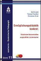 Cover-Bild zu Ermöglichungsdidaktik: konkret von Arnold, Rolf