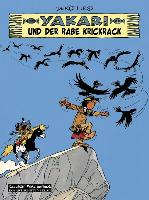 Cover-Bild zu Yakari und der Rabe Krickrack von Derib, Claude