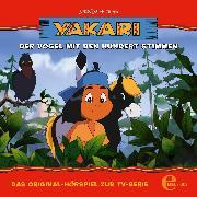 Cover-Bild zu Folge 25: Der Vogel mit den hundert Stimmen (Das Original-Hörspiel zur TV-Serie) (Audio Download) von Karallus, Thomas