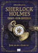 Cover-Bild zu Hamer-Morton, James: Sherlock Holmes - Escape-Room-Universum