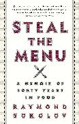 Cover-Bild zu Steal the Menu (eBook) von Sokolov, Raymond