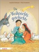 Cover-Bild zu Die Weihnachtsgeschichte von Niemeyer, Susanne