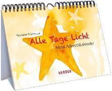 Cover-Bild zu Alle Tage Licht von Niemeyer, Susanne