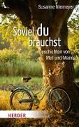 Cover-Bild zu Soviel du brauchst (eBook) von Niemeyer, Susanne