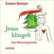 Cover-Bild zu Jesus klingelt von Niemeyer, Susanne