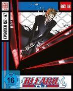Cover-Bild zu Bleach TV-Serie - Box 8 (Episoden 152-167) von Abe, Noriyuki (Prod.)
