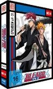 Cover-Bild zu Bleach TV Serie - DVD Box 4 (Episoden 64-91) (4 DVDs) von Abe, Noriyuki (Hrsg.)