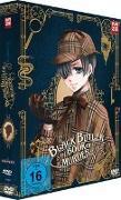 Cover-Bild zu Black Butler - Book of Murder von Abe, Noriyuki (Prod.)