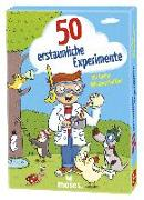 Cover-Bild zu 50 erstaunliche Experimente für kleine Wissenschaftler