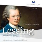 Cover-Bild zu Gotthold Ephraim Lessing. Dichter, Kritiker... Spieler von Herfurth-Uber, Beate