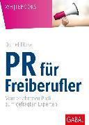 Cover-Bild zu PR für Freiberufler (eBook) von Fitzke, Daniel