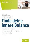 Cover-Bild zu Finde deine innere Balance (eBook) von Tracy, Brian