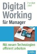 Cover-Bild zu Digital Working für Manager (eBook) von Jekel, Thorsten