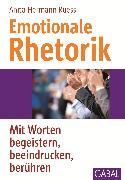 Cover-Bild zu Emotionale Rhetorik (eBook) von Hermann-Ruess, Anita