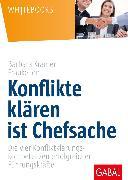 Cover-Bild zu Konflikte klären ist Chefsache (eBook) von Ion, Frauke