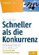 Cover-Bild zu Schneller als die Konkurrenz (eBook) von Geiger, Martin